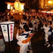 下呂温泉祭 踊り