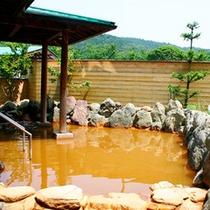 *露天風呂一例/榛名山のふもとの静かな山の中で露天風呂を満喫して下さい♪