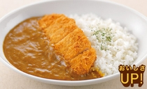 【料理一例】やっぱり定番 カツカレー!