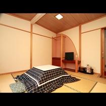 おまかせ和室 冬