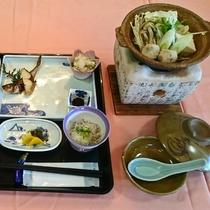 【朝食一例】旅館ならではの和朝食
