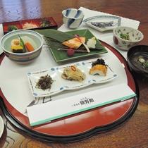 *【朝食一例】朝から食が進む和朝食