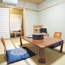 *【和室6畳一例】こじんまりとしたつくりの和室です