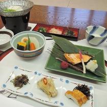 *【朝食一例】和朝食を食べて1日をスタート