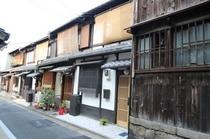 ご近所の町並み Around Tsubara