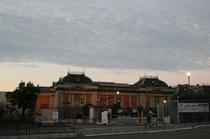 京都国立博物館 徒歩10分