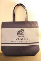 ★リブマックスオリジナルトート★ランドリーバッグとしてもご利用いただけます♪