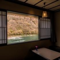 本館・角部屋和室からの眺め
