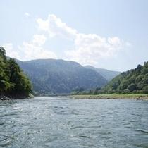 日本三大急流 最上川