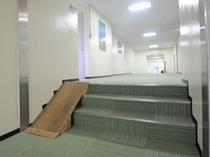 【館内】一部階段もございます。