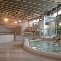 【5種の内風呂】寝湯