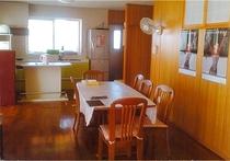 食卓+キッチン
