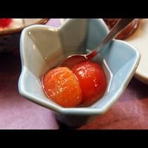 フルーツトマトの甘露煮