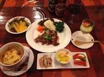 夕食例 b
