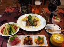 夕食例 (2)