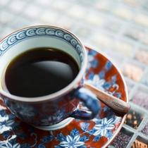 【くつろぎ処】コーヒーでほっと一息