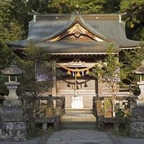 宇奈岐日女(うなぎひめ)神社