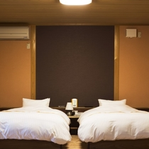 「ひめゆり」自然な眠りに誘われるベッドルーム