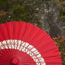 日本の風情漂う「番傘」