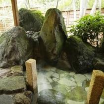 「きりしま」専用露天風呂