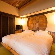 【307:尾花(おばな)】ベッド