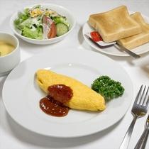 朝食 一例(洋食2)