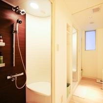 シャワールーム・バスルーム/レディースフロア
