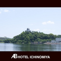 観光スポット:犬山城