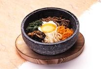 韓国出身の女将さん伝授の石焼ビビンバ