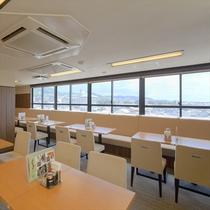 5F レストラン癒し亭 窓側テーブル席