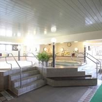 6F 浴場内 バイブラバス・ジャグジー・水風呂