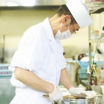 当館の料理長