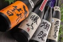 利き酒にも使われる日本酒