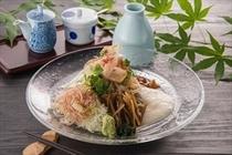 ぶっかけ蕎麦 1400円