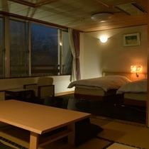 和室+ツインベッド特別室
