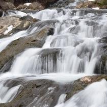 竜頭の滝はすぐ隣