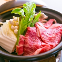 ご夕食|肉料理