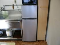 2ドア冷蔵庫