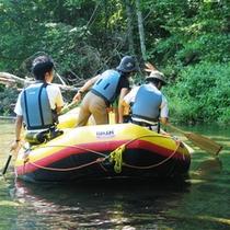 *夏/元気な太陽のもと、釧路川の冒険をお楽しみください!ファミリーに人気♪