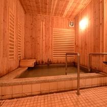 *貸切風呂/親しい間柄の方とだけ、ゆっくり小浜温泉をお愉しみ下さい。(1組1回50分800円)