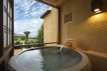 ホテル棟1階露天風呂