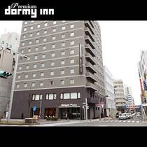 ■ホテル外観(昼)