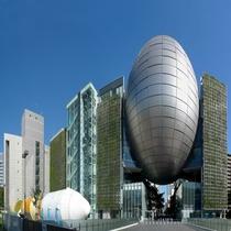 ■名古屋科学館:外観