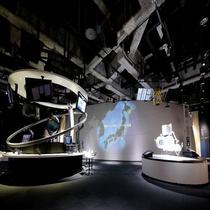■名古屋科学館:理工館6階 全景