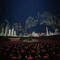 ■名古屋科学館:プラネタリウム(星空)