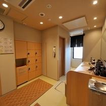 ◆男性大浴場脱衣所