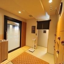 ◆女性大浴場脱衣場