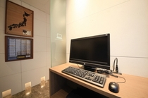 PCコーナー(1階)
