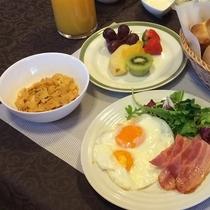 ■ルポゼ朝食(一例)