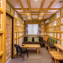 ●広々由布岳眺望ツイン(205号) 客室